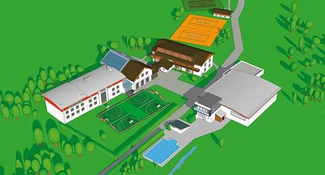 BSFZ Bundessport- und Freizeitzentrum Maria Alm