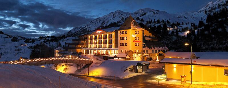 Alpenhotel Römerhof, Obertauern